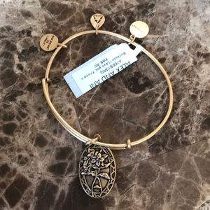 Alex and Ani friend charm bracelet
